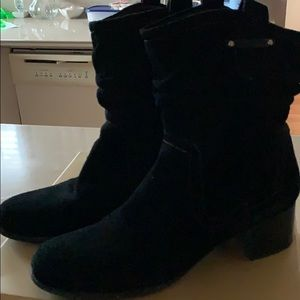 Naturalized Booties